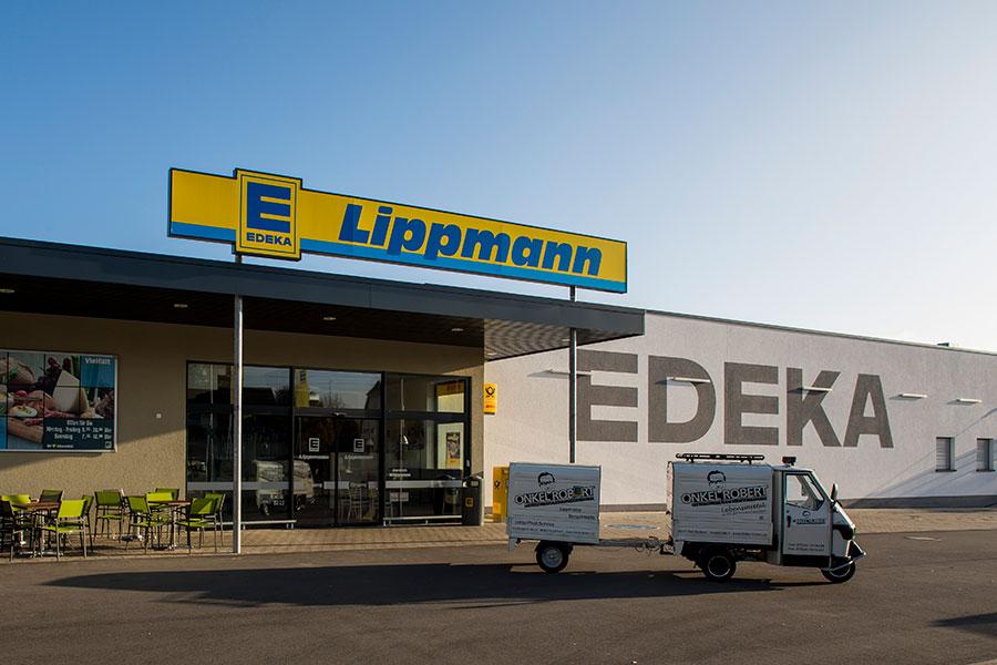 EDEKA Lippmann in Bergatreute und Bad Waldsee
